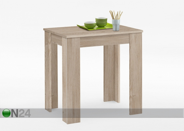 Ruokapöytä REVEL 1 67x90 cm SM-126680