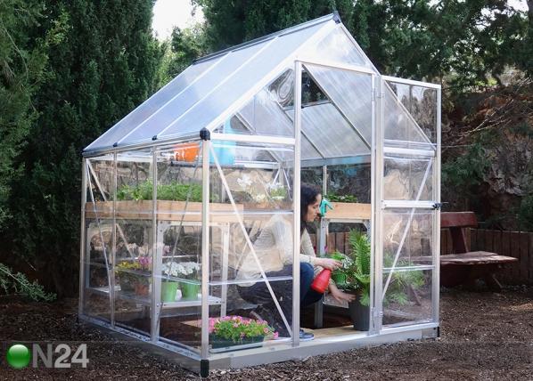 Kasvuhoone Palram Hybrid 3,44 m² PO-126789