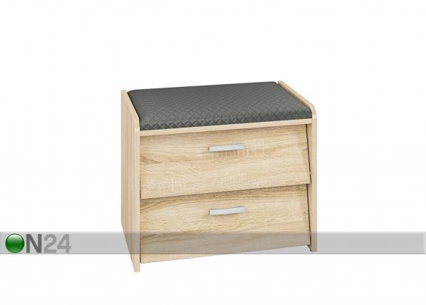 Kenkäkaappi / istuinpenkki TF-127301