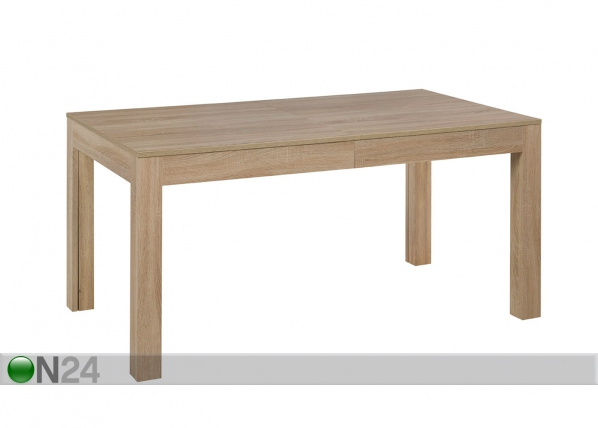 Jatkettava ruokapöytä 90x160-300 cm TF-127417