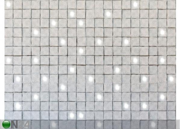 Fliis-fototapeet Light in stones 360x270 cm ED-128169