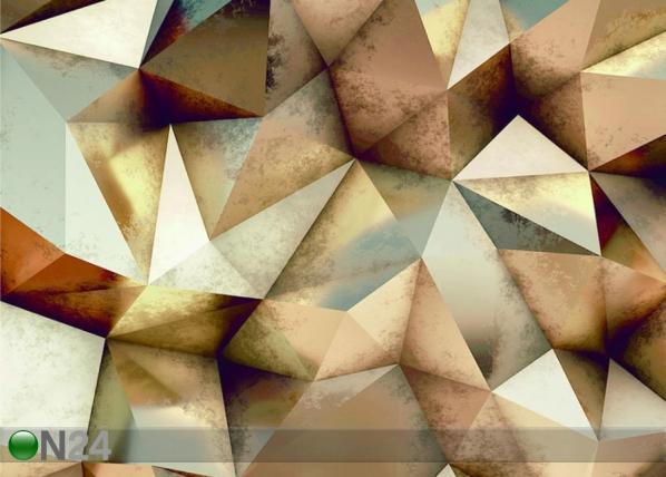 Fliis-fototapeet Bronze 360x270 cm ED-128204