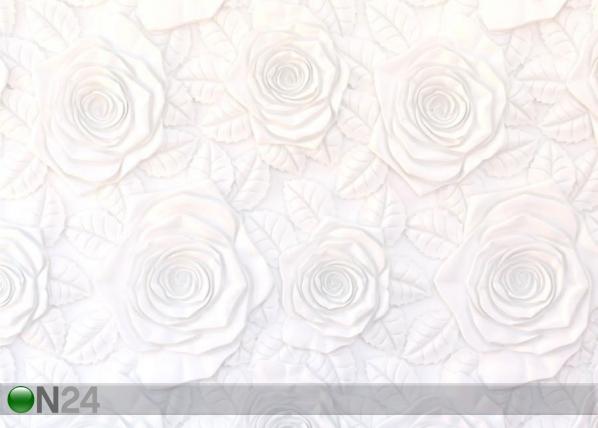 Fliis-fototapeet Flowers 3D, 360x270 cm ED-128213