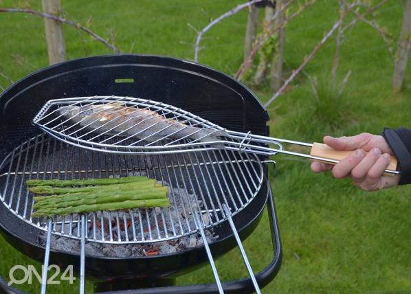 Решетки для гриля (для рыбы) Barbecook FSC 66x14 cm TE-129831