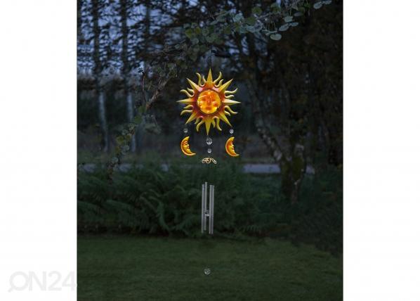 Tuulikello aurinkopaneelilla AA-130569
