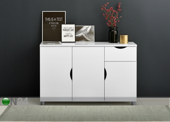 Lipasto LETTY WHITE MA-130917