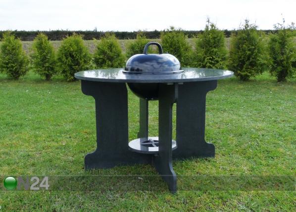 Graniidist aialaud grilliga AV-131229