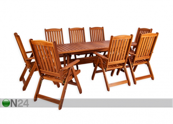Садовая мебель Bavaria-8 WK-131750