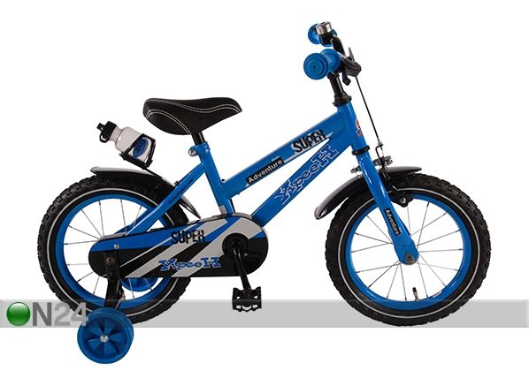 "Poiste jalgratas Yipeeh Super Blue 14"" TC-132038"
