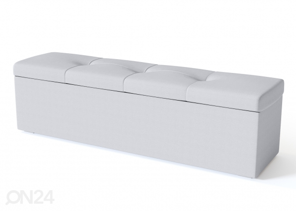 Sleepwell vuodevaatelaatikko BLACK Ulvasen SW-132170