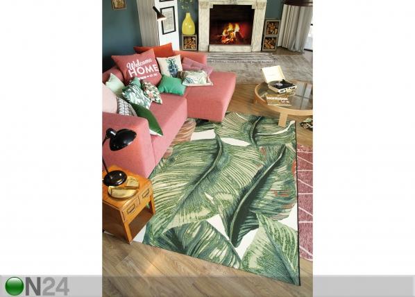 Vaip Garden Leaf 70x120cm AA-133325
