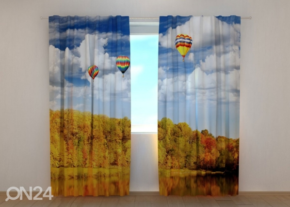 Pimendav kardin Autumn Happiness, 240x220 cm ED-133740
