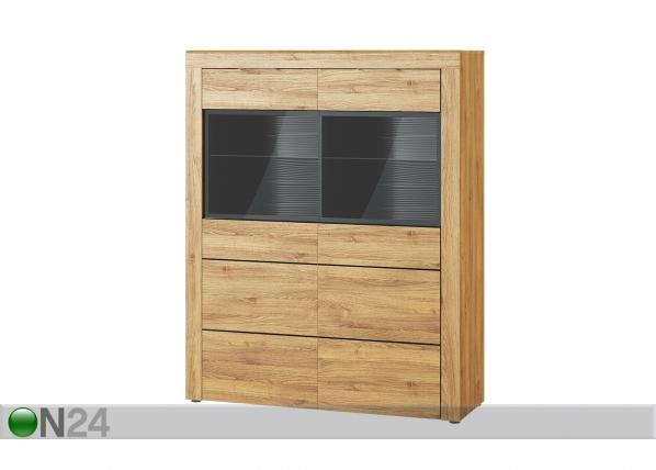 Шкаф-витрина TF-133862