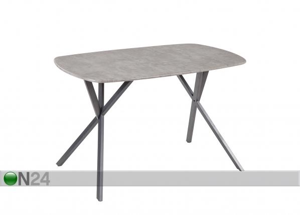 Ruokapöytä SHERRY 75x120 cm AY-133939
