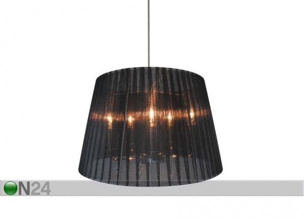 Rippvalgusti Blois Black Ø45 cm A5-134031
