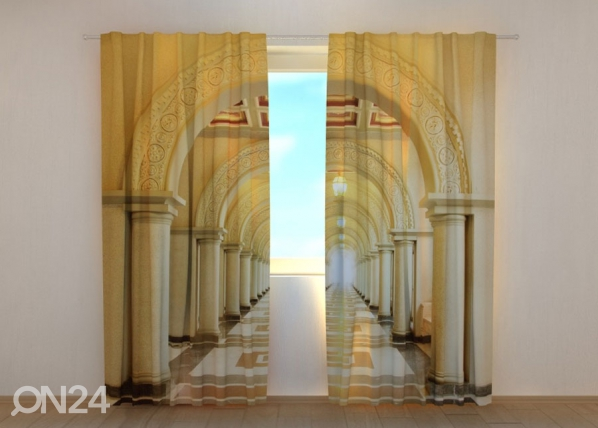 Pimendav kardin Beautiful walkway 240x220 cm ED-134176