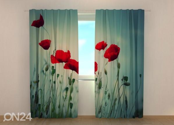 Полузатемняющая штора Beauty forever 240x220 см ED-134181