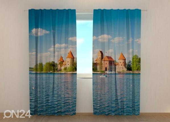 Poolpimendav kardin Beautyfull Trakai 240x220 cm ED-134183