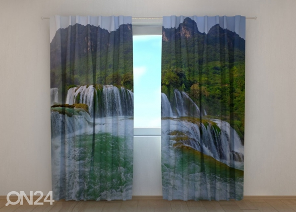 Pimendav kardin Big Waterfall 240x220 cm ED-134192