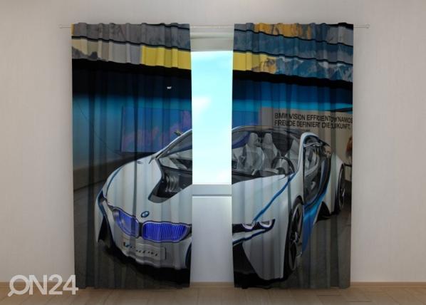 Puolipimentävä verho BMW 240x220 cm ED-134202