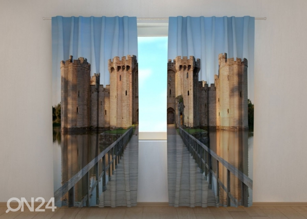 Poolpimendav kardin Bodiam Castle 240x220 cm ED-134213