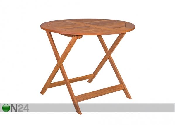 Puutarhapöytä WOODY EV-134408