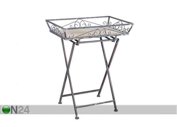 Kokoontaitettava tarjotinpöytä VOLTA EV-134618