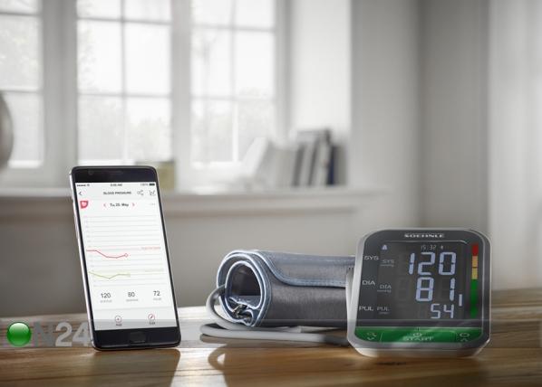Vererõhuaparaat Soenhle Systo Monitor Connect 400 Bluetoothiga UR-135414