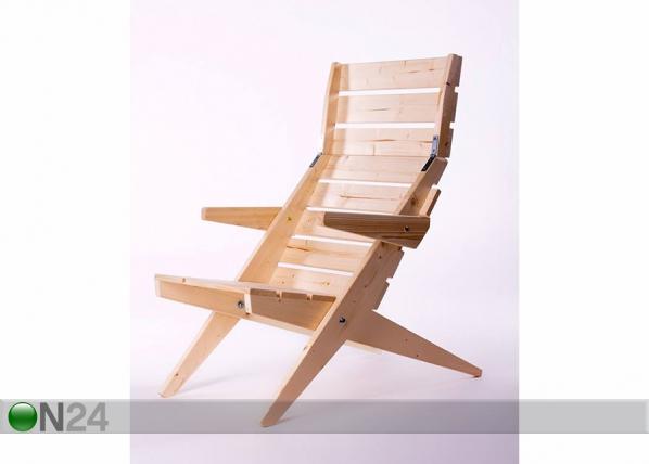 Kokoontaitettava puutarhatuoli ME-135982