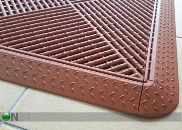Плинтус для декоративной решетки 4 шт PR-136605