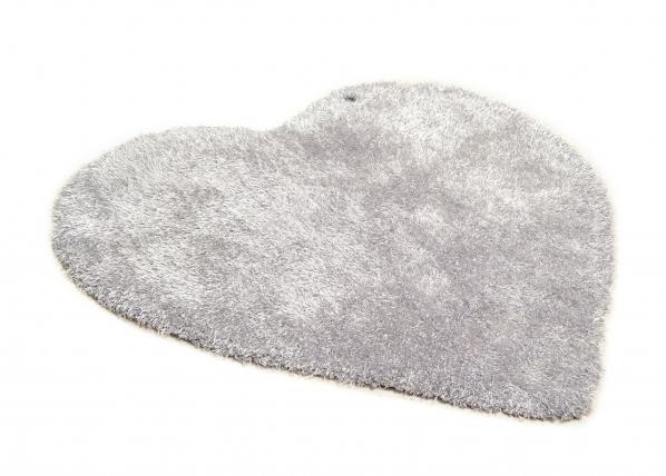 Pikakarvaline vaip Soft Uni Heart 100x100 cm AA-136716