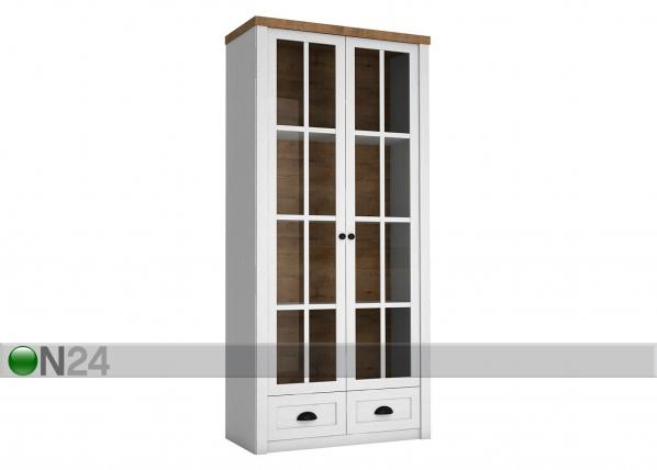 Шкаф-витрина TF-137306