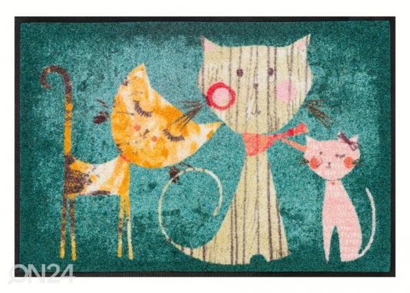 Matto KLARA, LISA & MARIE 50x75 cm A5-138639