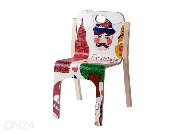 Lasten tuoli TOMMY 2 LONDON TO-139897