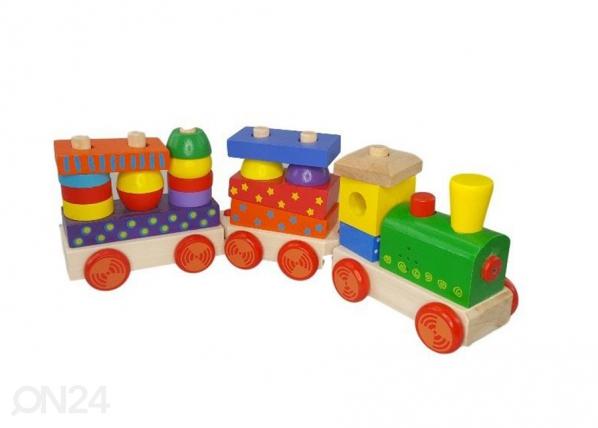 Puinen junarata äänellä UP-140149