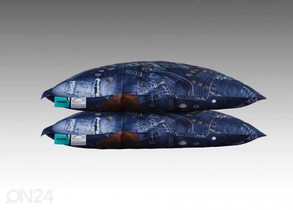Tyyny DENIM 80x80 cm (2 kpl) ND-140357
