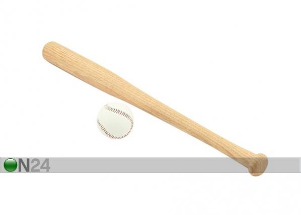 Pesäpallomaila ja -pallo UP-141092