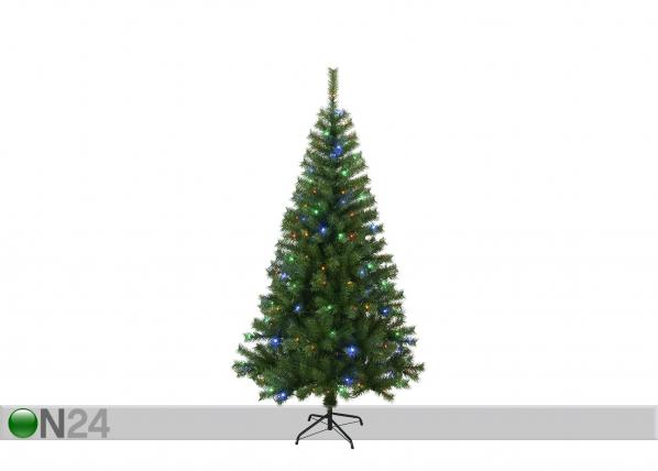 Kunstkuusk Kalix LED tuledega 195 cm AA-141181