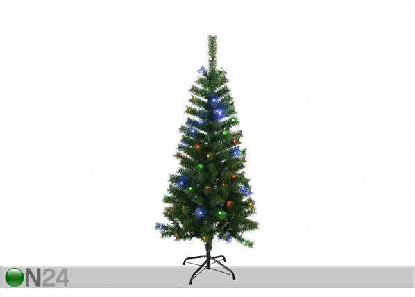 Kunstkuusk Kalix LED tuledega 150 cm AA-141182