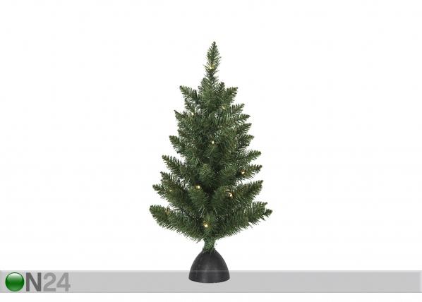 Kunstkuusk Tippy LED tuledega 60 cm AA-141187