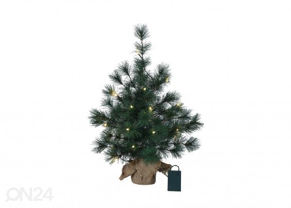 Kunstkuusk Furu LED tuledega 60 cm AA-141198