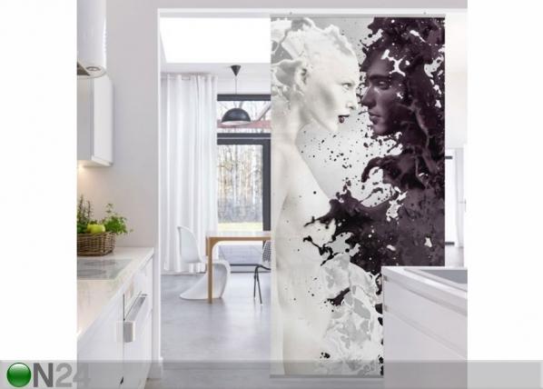 Paneelkardin Milk & Coffee 250x120 cm ED-141207