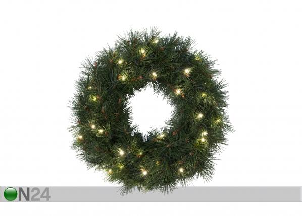 Pärg Pine LED tuledega Ø50 cm AA-141227