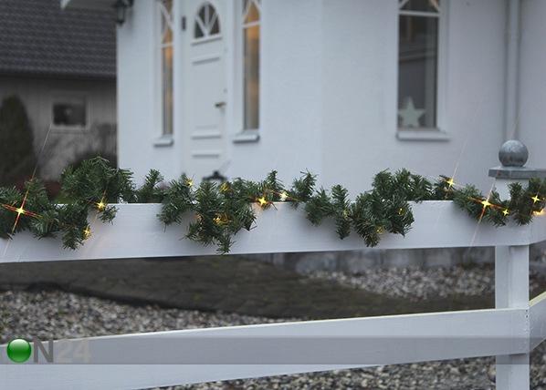 Seppele ALASKA LED valoilla 500 cm AA-141253