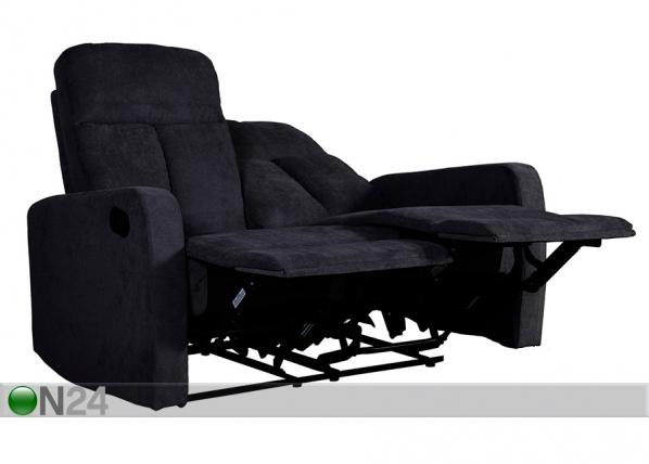 Sohva 2-ist jalkatukimekanismilla FLEXY EV-141390