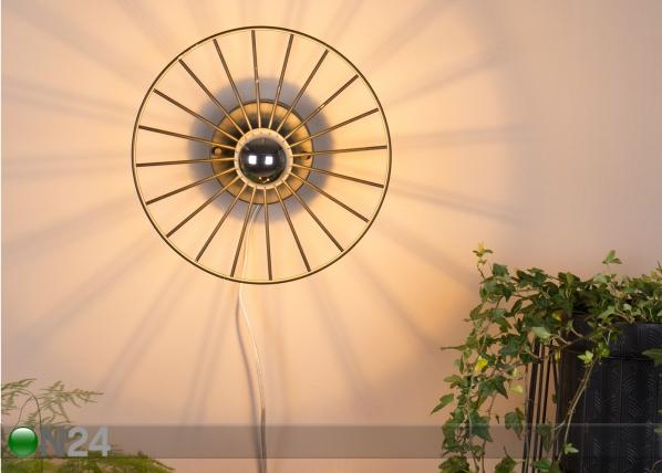 Seina- ja laelamp Wheel AA-141531
