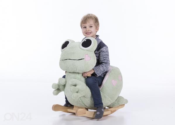 """Мягкая игрушка-качалка """"Лягушка"""" UP-142095"""