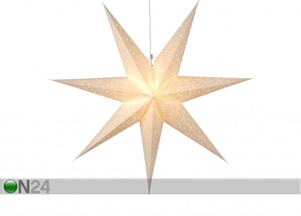Valge täht Sensy 70 cm AA-142409