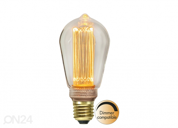 Dekoratiivinen LED lamppu E27 2,5 W AA-142548