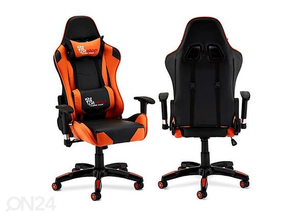 Рабочий стул Gaming, оранжевый/чёрный AY-142720